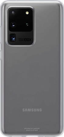 Samsung Clear cover voor Galaxy S20 Ultra
