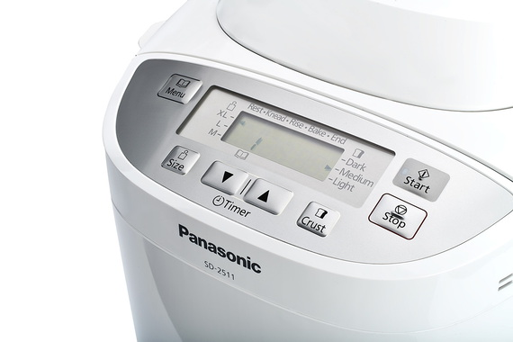 Panasonic Machine à pain SD-2511WXE