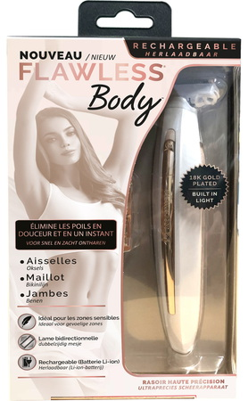Flawless Ladyshaver Body EPIL50