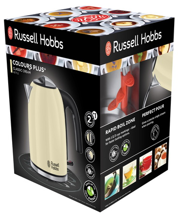 Russell Hobbs Waterkoker Colours Plus+ 20415-70