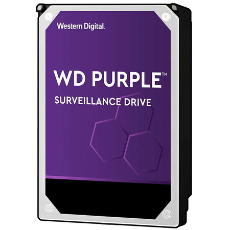 Western Digital WD Purple Surveillance Hard Drive - 12 To - WD121PURZ