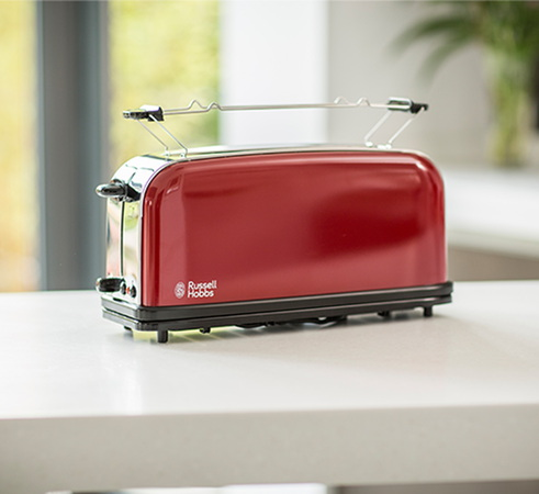 Russell Hobbs Broodrooster Colours Plus+ Long Slot 21391-56