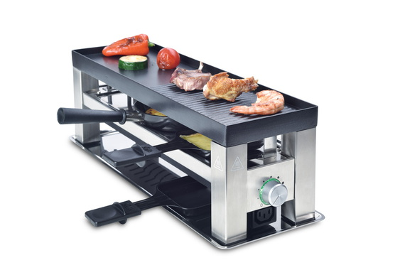 Solis Raclette Table Grill 4 in 1 790