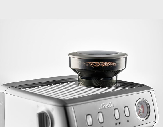 Solis Espressomachine Grind & Infuse Compact Type 1018