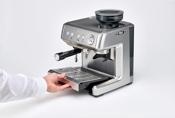 Solis Machine à Expresso Grind & Infuse Compact Type 1018