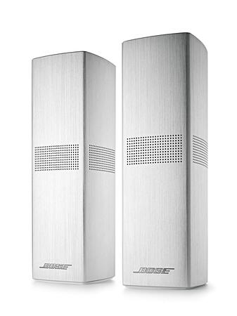 Bose Speaker 700 Wireless Surround Speakers - Wit