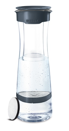Brita Bouteille d'eau filtrante Fill & Serve Black