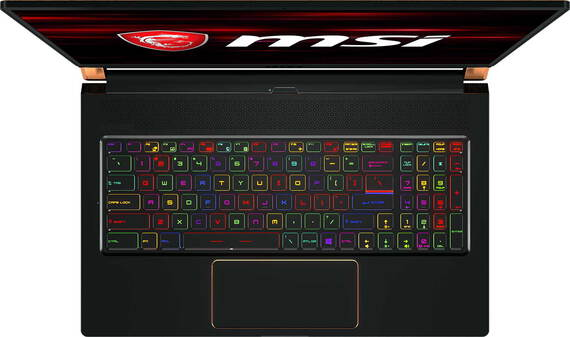 MSI GS75 Stealth 9SD-266BE