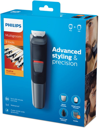 Philips Multigroom Series 5000 MG5720/15 9-in-1