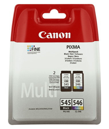Canon Multipack PG-545/CL-546