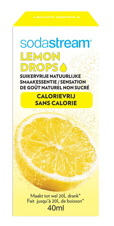 Sodastream Fruit drops Lemon
