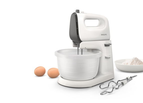 Philips Handmixer Viva Collection HR3745/00