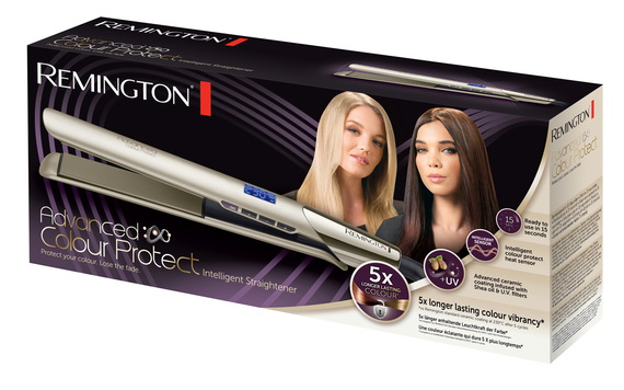 Remington Stijltang Advanced Colour Protect Intelligent S8605