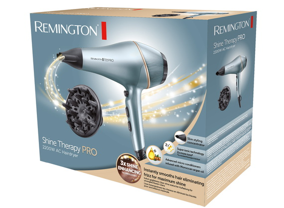 Remington Haardroger Shine Therapy Pro AC9300