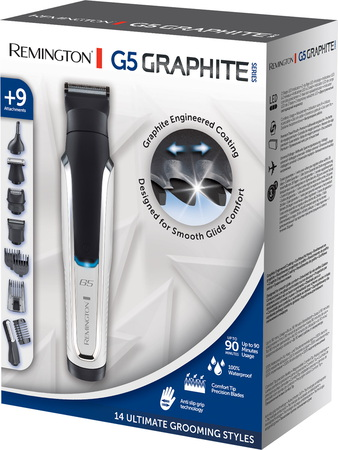Remington Multigroom Graphite G5 Series PG5000