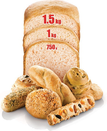 Moulinex Broodbakmachine Bread of the World OW611810