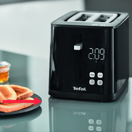 Tefal Broodrooster Touch'N Light TT640810