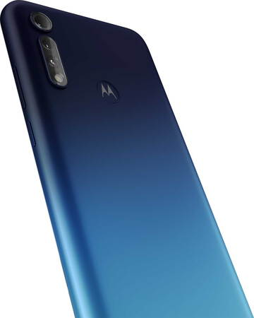 Motorola moto g8 power lite Galaxy Blue