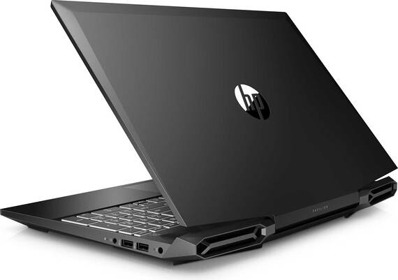 HP Pavilion Gaming Laptop 15-DK0002NB Shadow Black