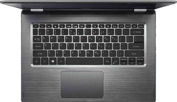 Acer Spin 3 SP314-52-57DC Steel Grey AZERTY