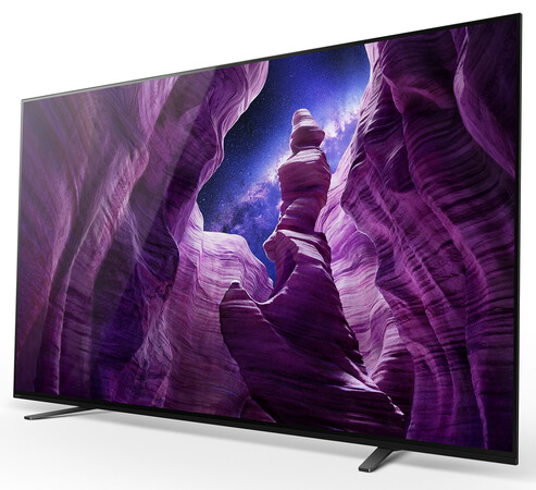 Sony OLED 4K KD-55A8 (2020) - 55 pouces