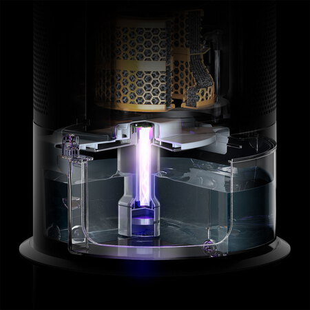 Dyson Humidificateur Pure Humidify + Cool