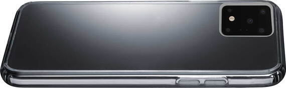 Cellular Line Backcover Clear Duo voor Galaxy S20 Ultra