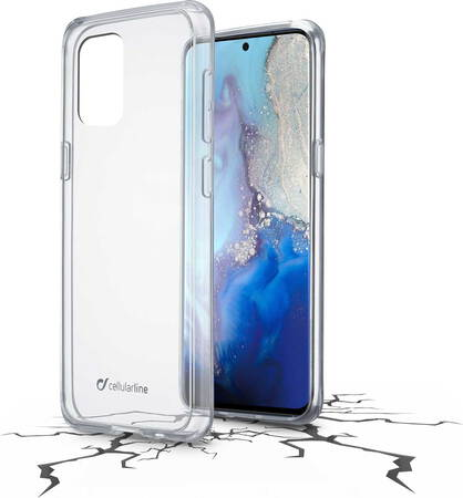 Cellular Line Backcover Clear Duo voor Galaxy S20
