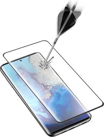 Cellular Line Film de protection Second Glass 3D pour Galaxy S20