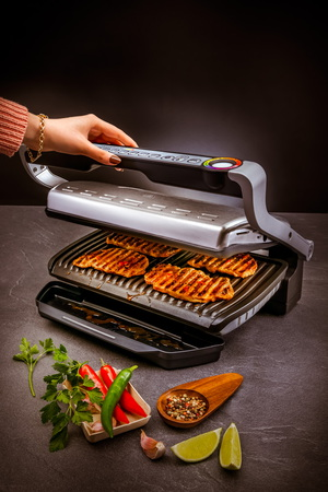 Tefal Grill Optigrill XL YY3870FB