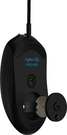 Logitech G403 Hero souris gaming