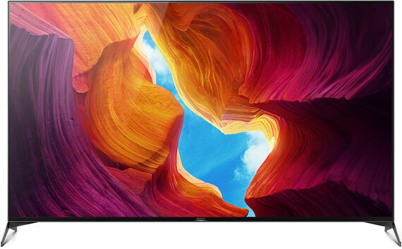 Sony TV 4K KD-55XH9505 (2020) - 55 inch
