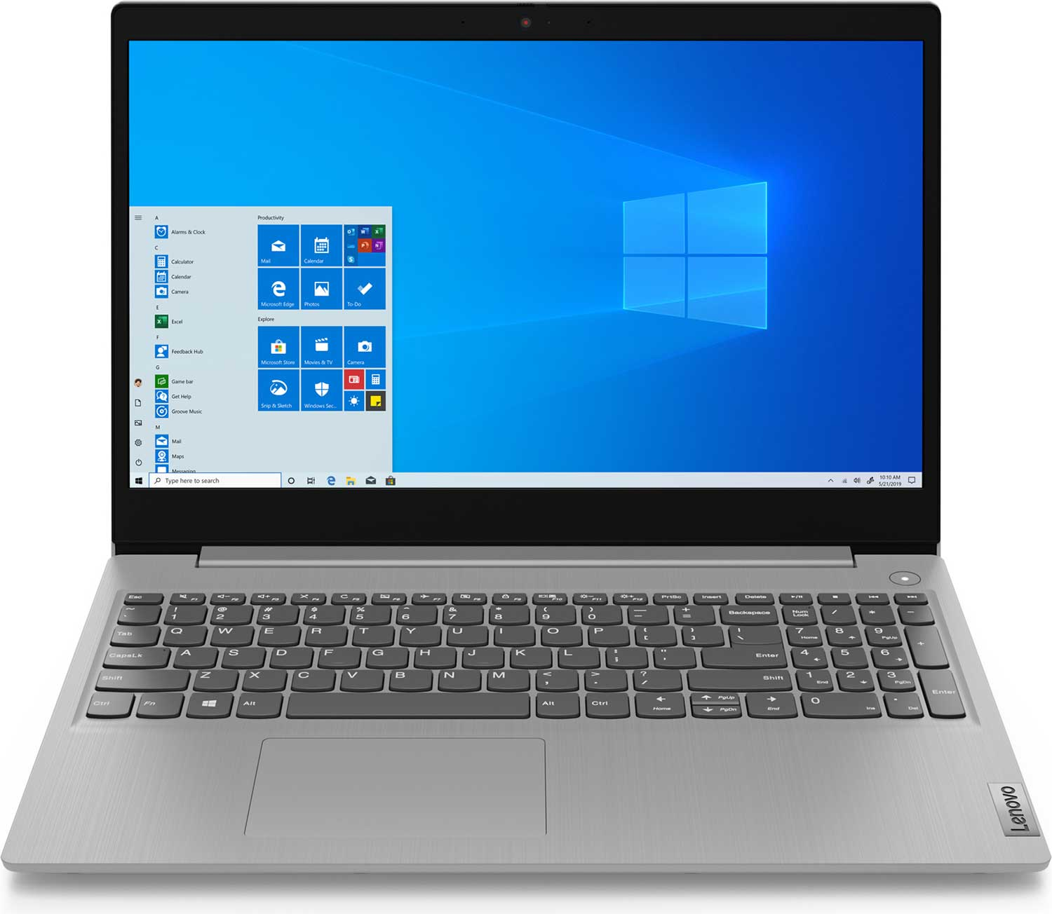IdeaPad 3 15ADA05 Platinum Grey