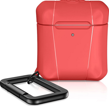 ITSKINS Spectrum Solid Coque pour AirPods - Corail