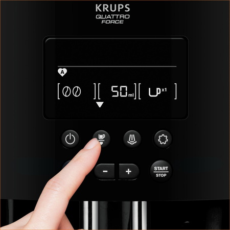 Krups Machine à Expresso automatique Arabica EA817010