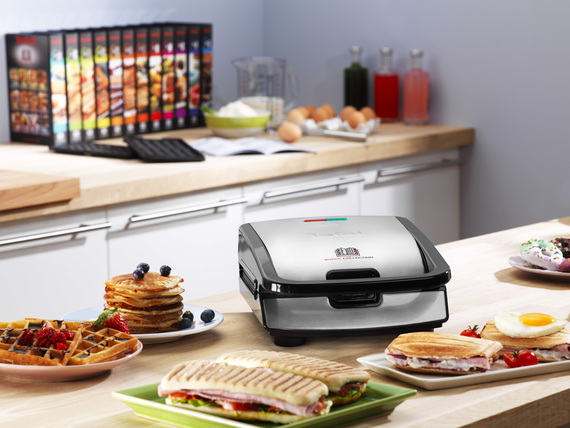 Tefal Gaufrier Snack Collection SW853D12