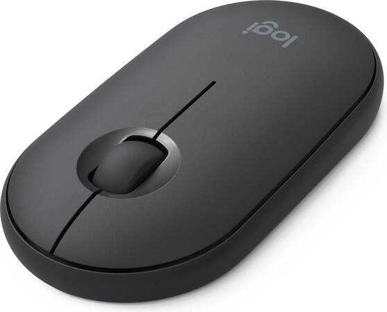 Logitech Pebble M350 souris sans fil Graphite