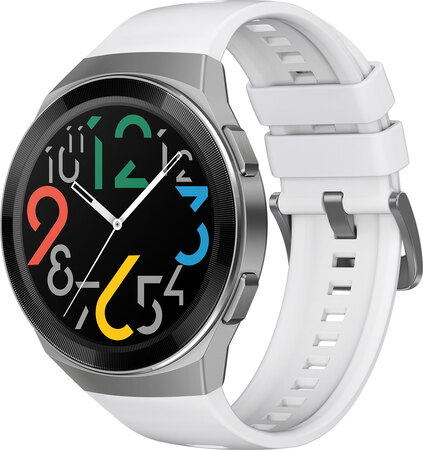 Huawei Watch GT2e - Icy White