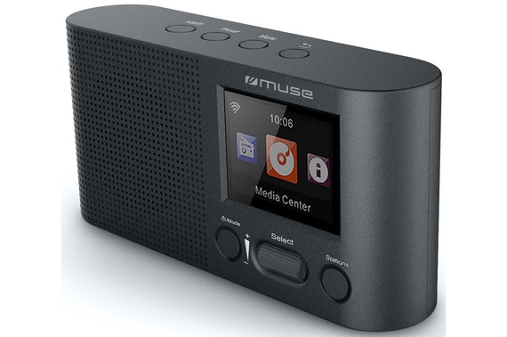 Muse Radio portable M-112 DBT