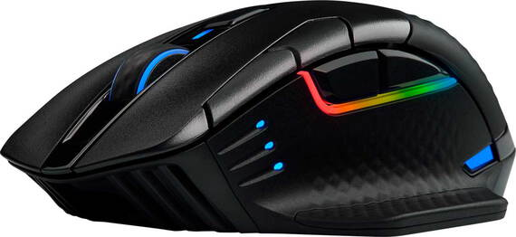 Corsair Dark Core RGB Pro SE souris gaming sans fil