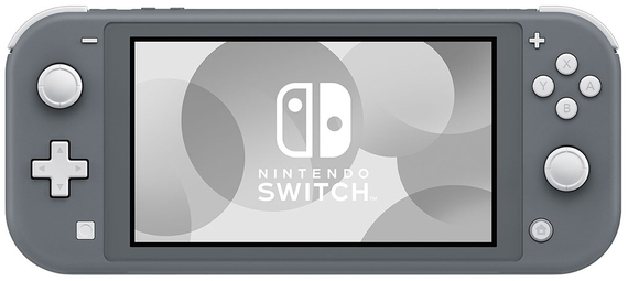 Nintendo Switch Lite - Grijs