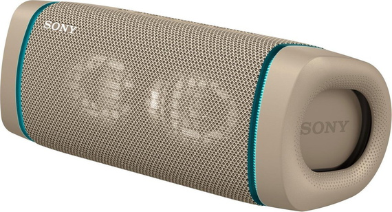 Sony SRS-XB33 Bluetooth Speaker Extra Bass - Taupe