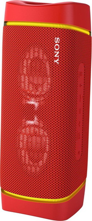 Sony SRS-XB33 Enceinte Bluetooth Extra Bass Rouge