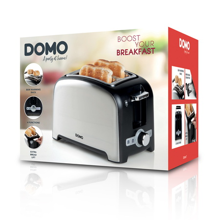 Domo Broodrooster DO959T