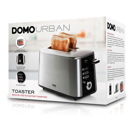 DOMO Broodrooster DO972T