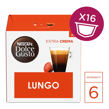 Dolce Gusto Capsule - Lungo - 16