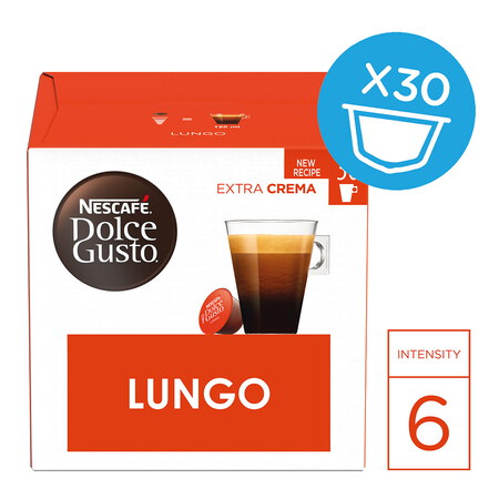 Dolce Gusto Capsule - Lungo - 30