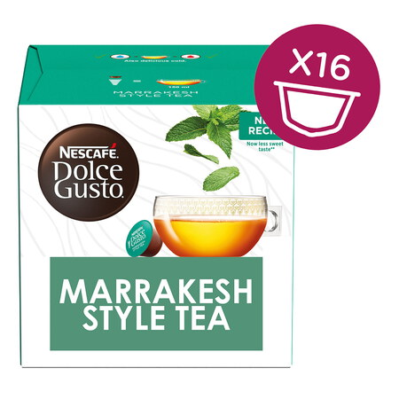 Dolce Gusto Capsule - Marrakesh Style Tea - 16