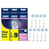Oral-B Sensitive Clean Opzetborstels - 9st