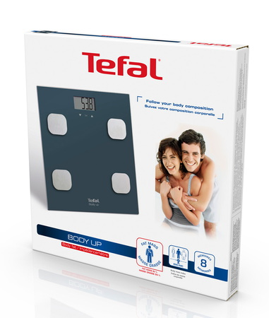Tefal Elektronische personenweegschaal Body Up BM2520V0